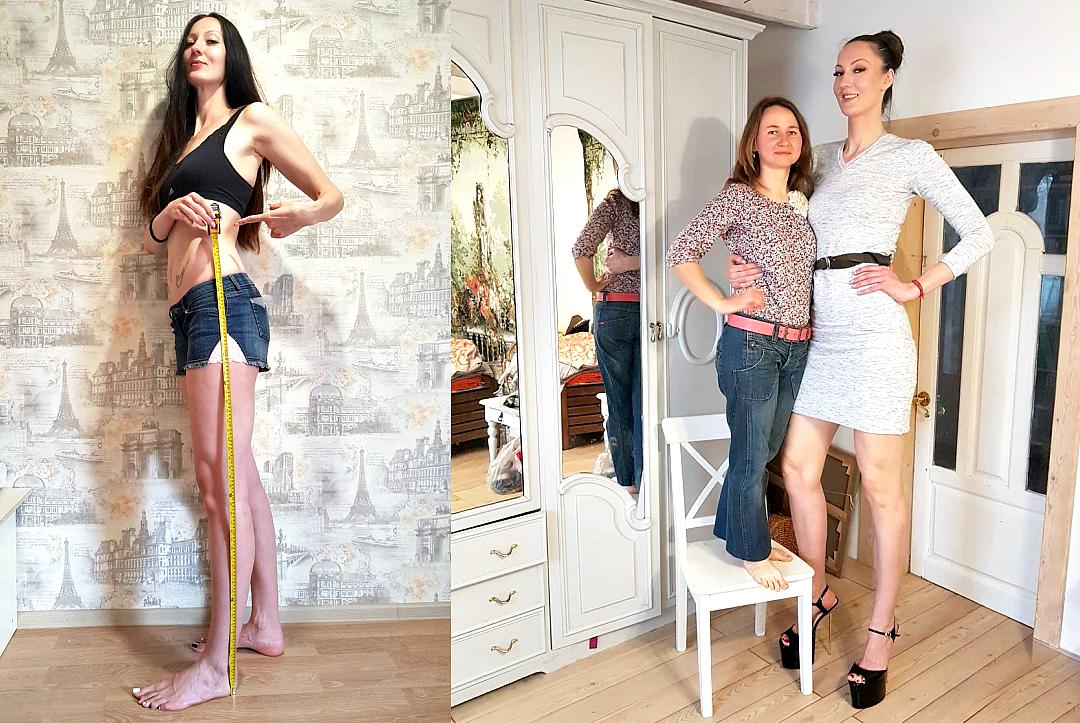 Самая высокая фотодевушка модель в мире на работу за границу девушкам