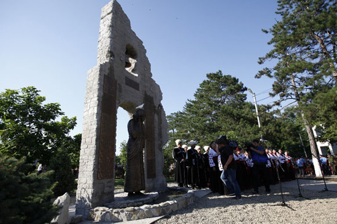 Годовщина трагедии в Крымске: