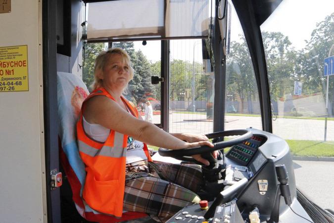 водители троллейбусов